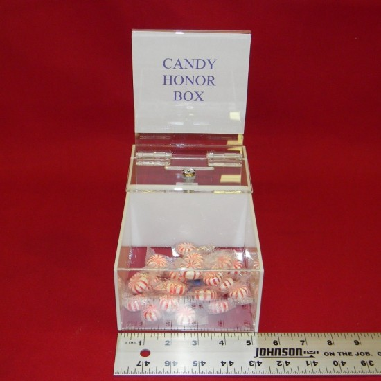Candy Honor Donation Box 1