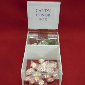 Candy Honor Donation Box 3